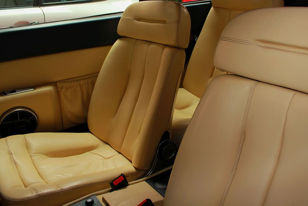 Auto Seat Upholstery