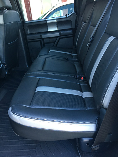 leather seats replacement atlanta