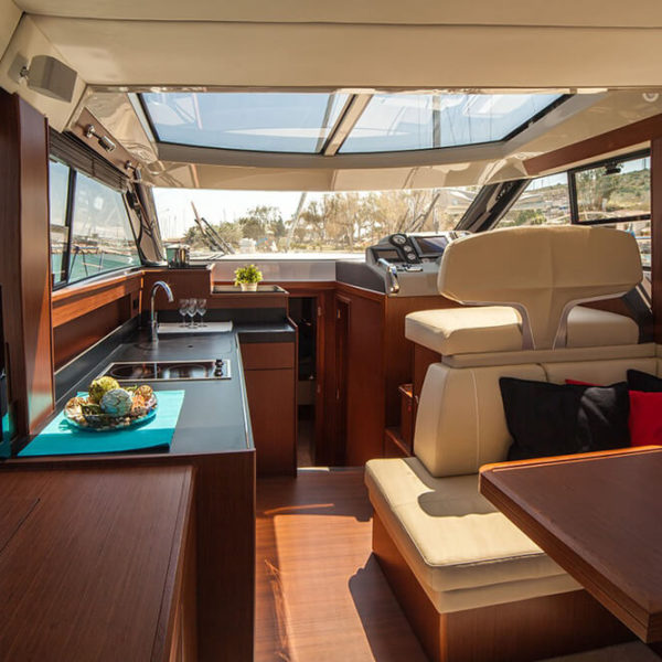 What Can I Do to Protect My Boat's Interior During the Summer?